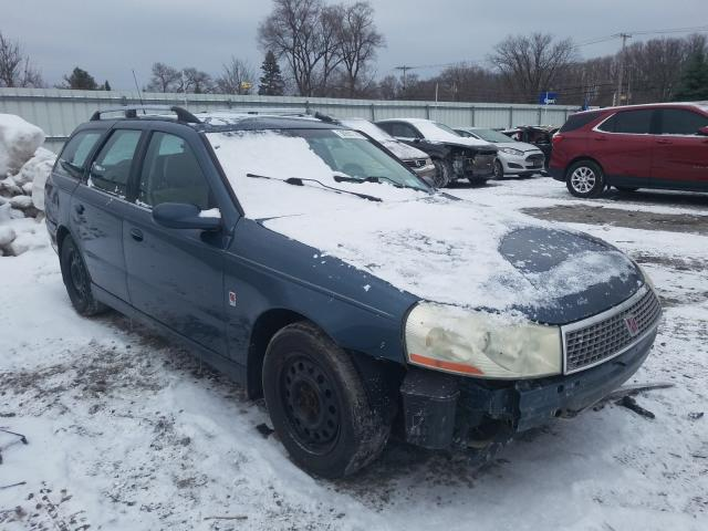 Saturn LW200 salvage cars for sale: 2003 Saturn LW200
