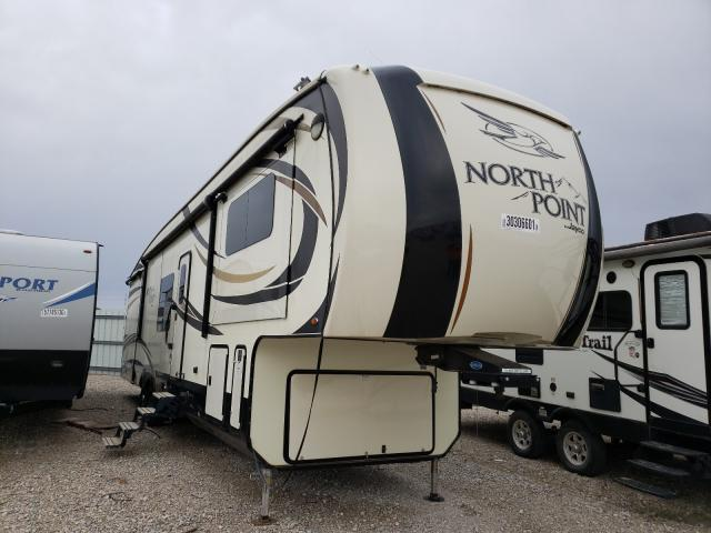 Jayco Vehiculos salvage en venta: 2017 Jayco North Poin