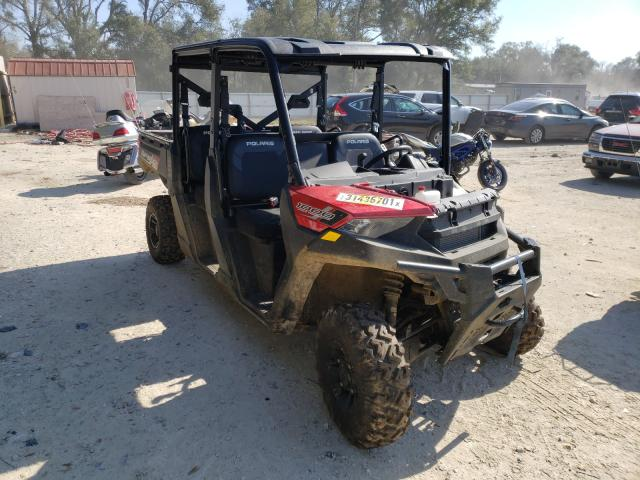 Salvage cars for sale from Copart Ocala, FL: 2020 Polaris Ranger CRE