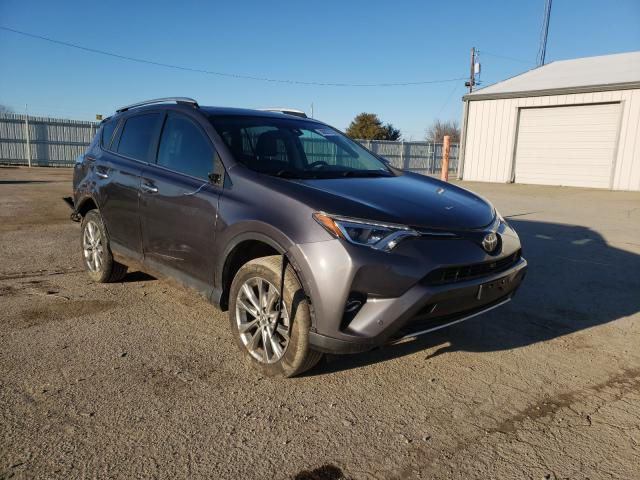 Salvage cars for sale from Copart Lexington, KY: 2016 Toyota Rav4 Limited
