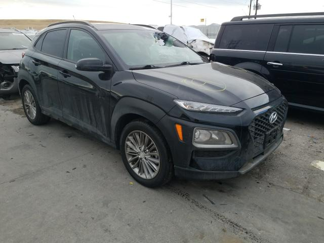 Hyundai salvage cars for sale: 2018 Hyundai Kona SEL