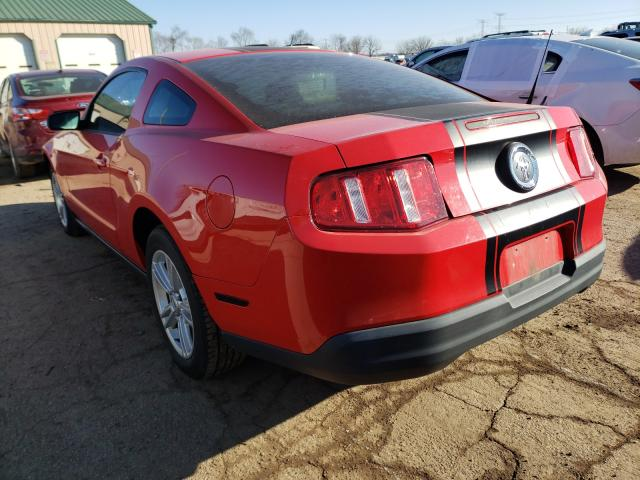 2010 FORD MUSTANG 1ZVBP8AN6A5136812
