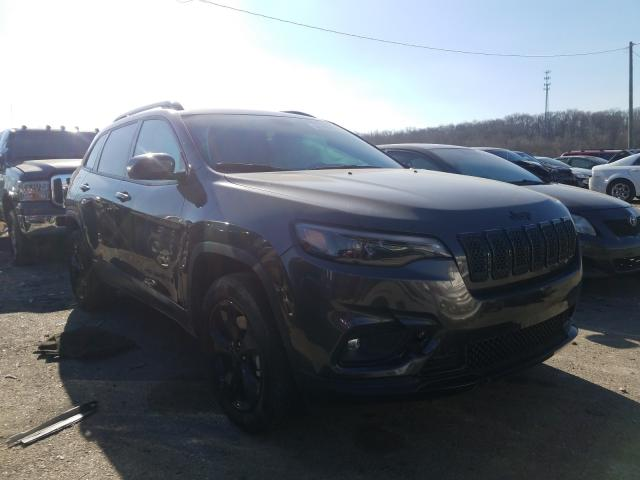Jeep salvage cars for sale: 2020 Jeep Cherokee L