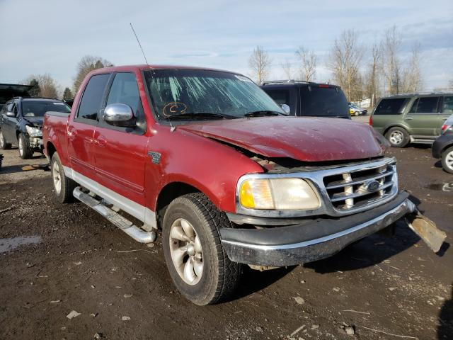 Salvage cars for sale from Copart Portland, OR: 2001 Ford F150 Super