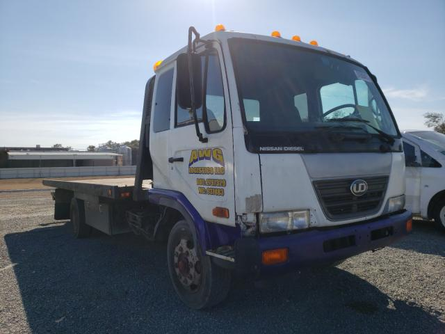 Salvage cars for sale from Copart Jacksonville, FL: 2005 Nissan Diesel UD2300