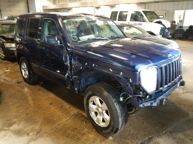 Salvage cars for sale from Copart Cudahy, WI: 2012 Jeep Liberty SP