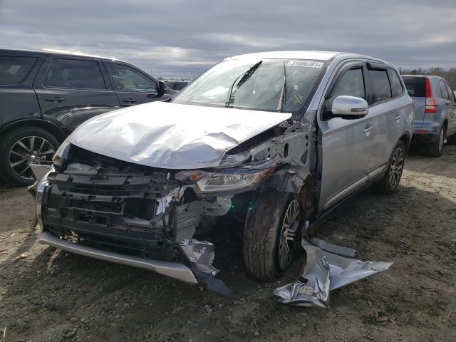 2017 Mitsubishi OUTLANDER | Vin: JA4AD3A36HZ062104
