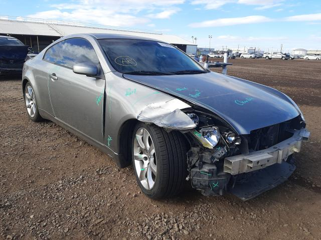Infiniti G35 salvage cars for sale: 2005 Infiniti G35