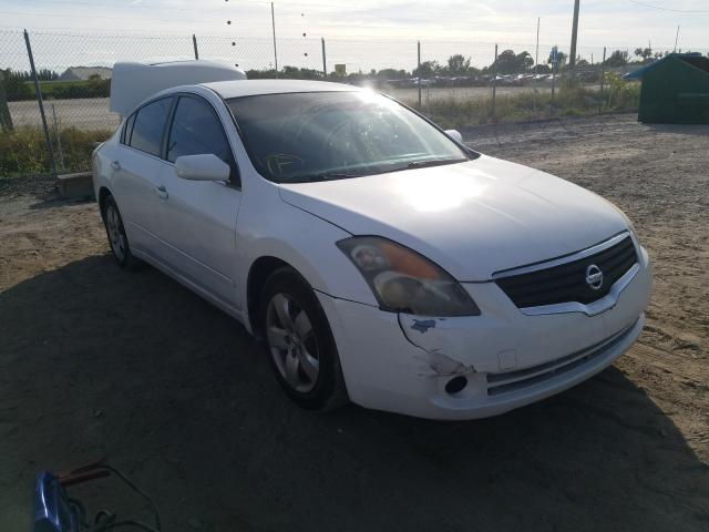 Nissan Altima salvage cars for sale: 2007 Nissan Altima
