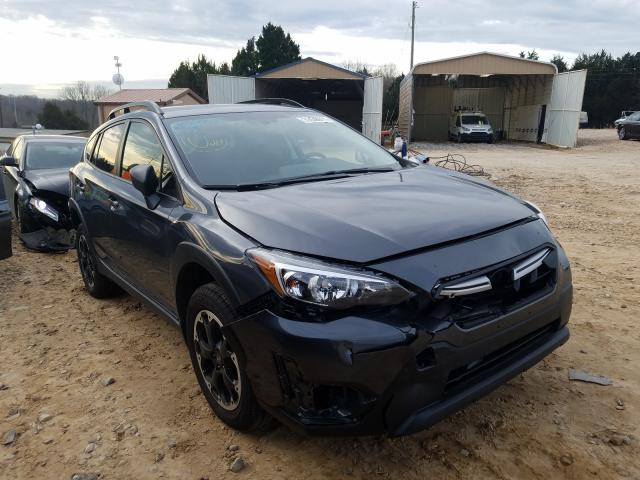 Vehiculos salvage en venta de Copart China Grove, NC: 2021 Subaru Crosstrek