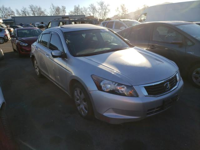 Salvage cars for sale from Copart Colton, CA: 2009 Honda Accord EX
