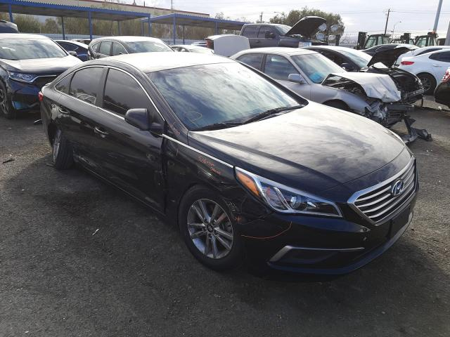 Salvage cars for sale from Copart Las Vegas, NV: 2016 Hyundai Sonata SE