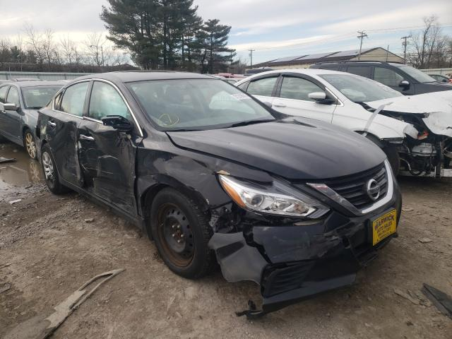 Salvage cars for sale from Copart Glassboro, NJ: 2017 Nissan Altima 2.5