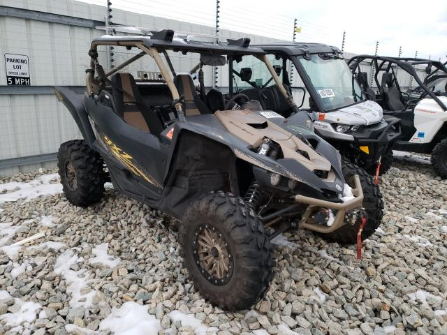 Salvage cars for sale from Copart Appleton, WI: 2020 Yamaha YXZ1000