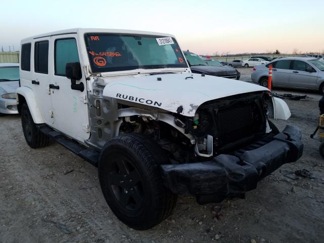 Salvage cars for sale from Copart Kansas City, KS: 2015 Jeep Wrangler U