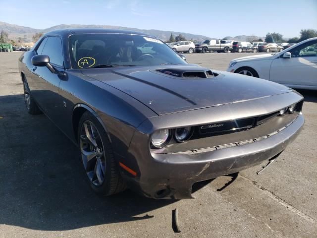 Salvage cars for sale from Copart San Martin, CA: 2016 Dodge Challenger