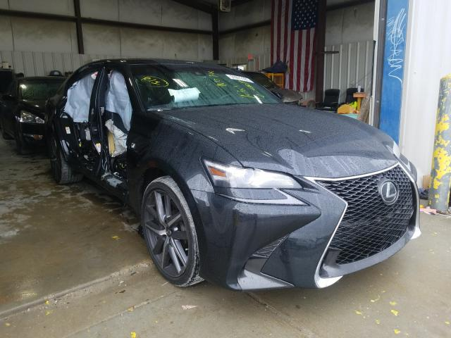 Lexus GS 350 Base salvage cars for sale: 2019 Lexus GS 350 Base