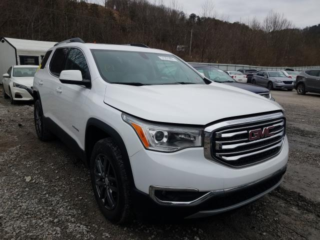 GMC salvage cars for sale: 2017 GMC Acadia SLT