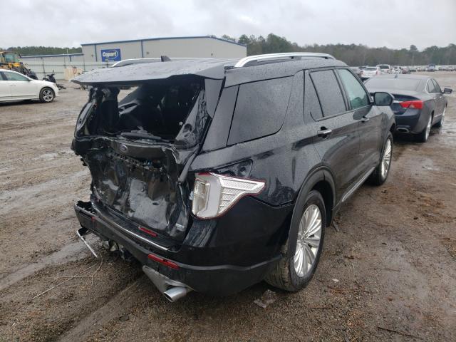 цена в сша 2020 Ford Explorer L 2.3L 1FMSK8FH3LGA43091