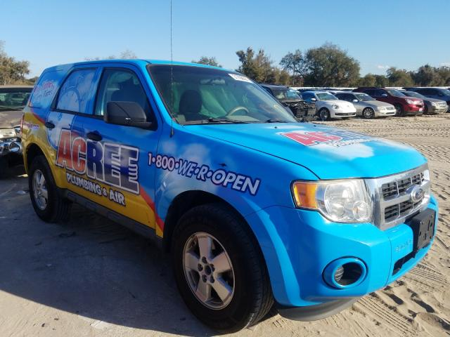Salvage cars for sale from Copart Riverview, FL: 2012 Ford Escape XLS