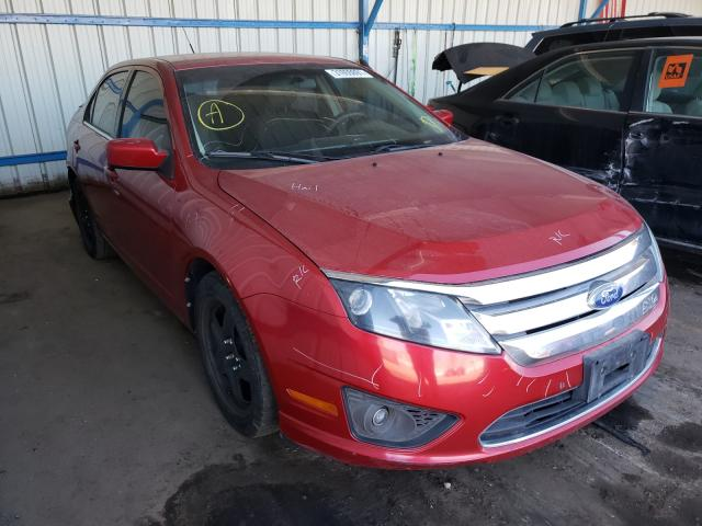 Salvage 2011 FORD FUSION - Small image. Lot 31655691