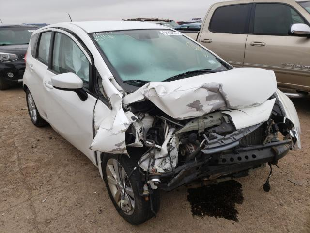 Salvage cars for sale from Copart Amarillo, TX: 2015 Nissan Versa Note