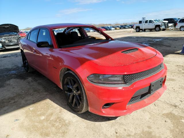 Salvage cars for sale from Copart Temple, TX: 2020 Dodge Charger R