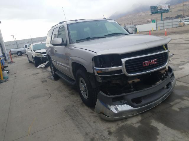 Vehiculos salvage en venta de Copart Farr West, UT: 2005 GMC Yukon