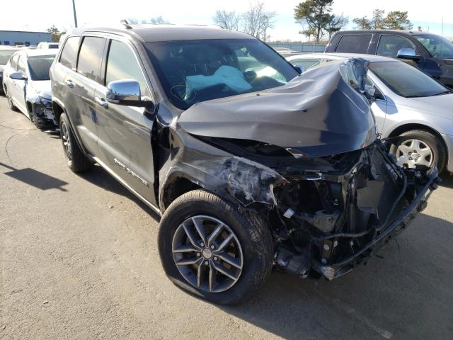 Vehiculos salvage en venta de Copart Brookhaven, NY: 2018 Jeep Grand Cherokee