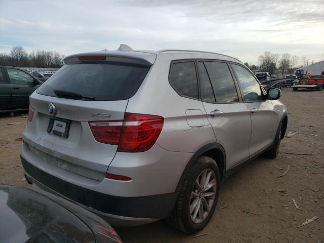 2014 BMW X3   Vin: 5UXWX9C55E0D19081