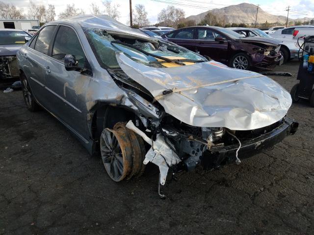 Salvage cars for sale from Copart Colton, CA: 2016 Toyota Camry LE