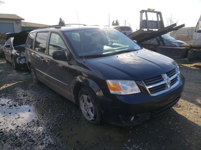 Salvage cars for sale from Copart Eugene, OR: 2010 Dodge Grand Caravan