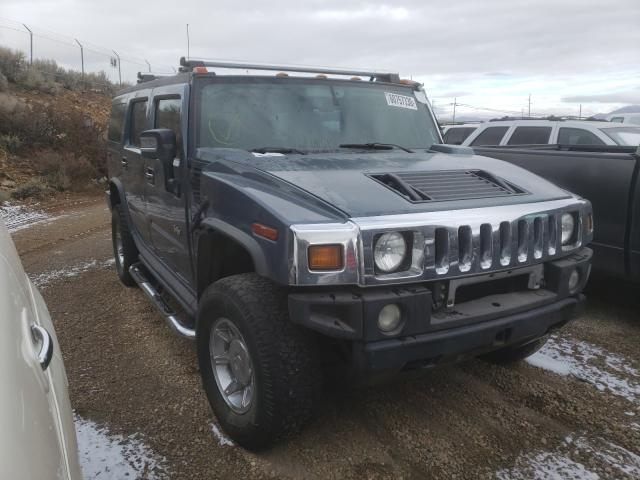 Salvage cars for sale from Copart Reno, NV: 2006 Hummer H2