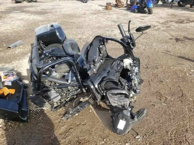 Salvage cars for sale from Copart Pekin, IL: 2019 Harley-Davidson Fltrxs