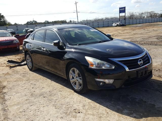 Salvage cars for sale from Copart Newton, AL: 2013 Nissan Altima 2.5