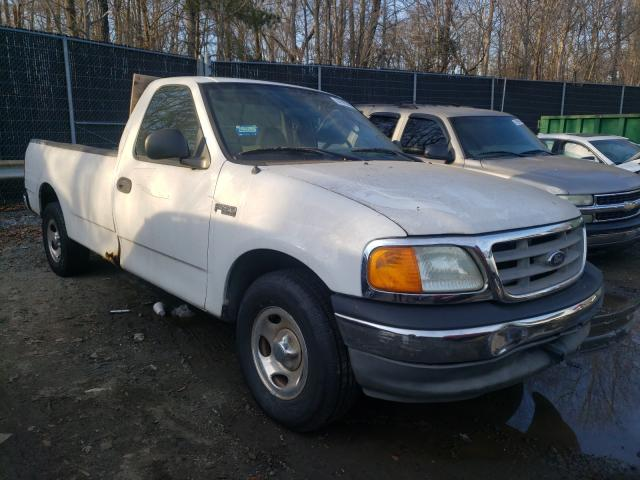 Ford F-150 salvage cars for sale: 2006 Ford F-150