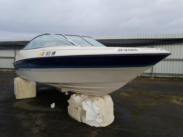 Bayliner salvage cars for sale: 1996 Bayliner Boat