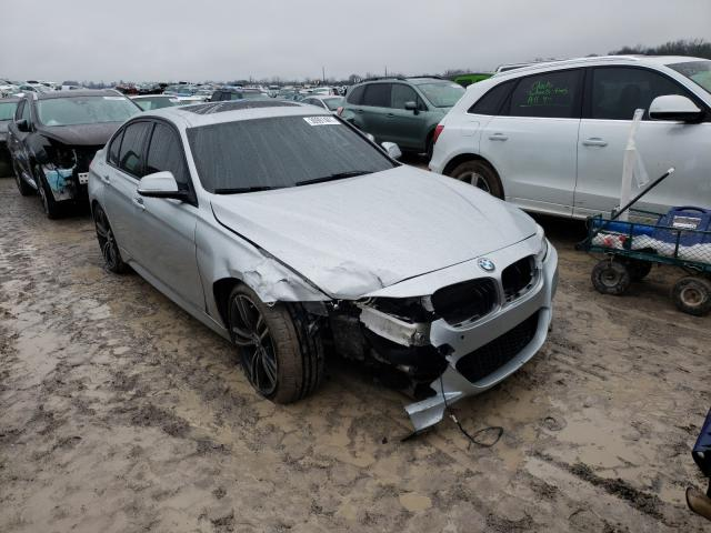 Salvage cars for sale from Copart Madisonville, TN: 2015 BMW 335 I