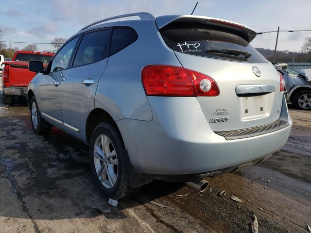 купить 2012 Nissan Rogue S 2.5L JN8AS5MT7CW291389