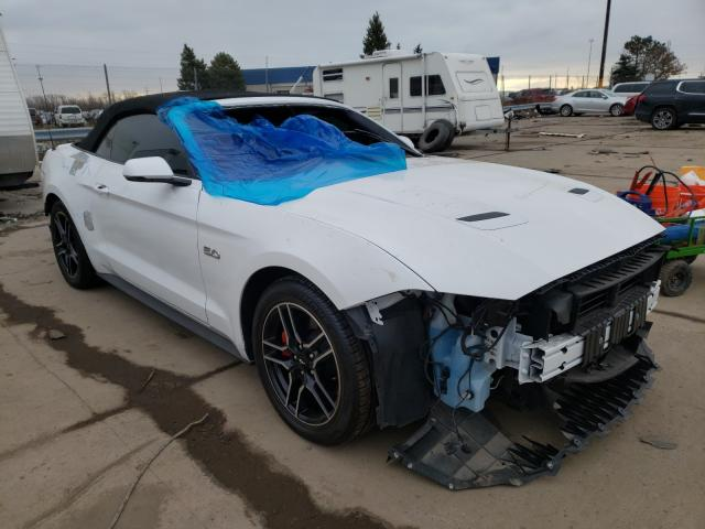 FORD MUSTANG 2019 0
