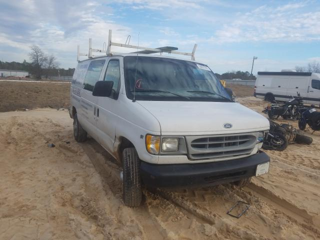 Salvage cars for sale from Copart Gaston, SC: 1998 Ford Econoline