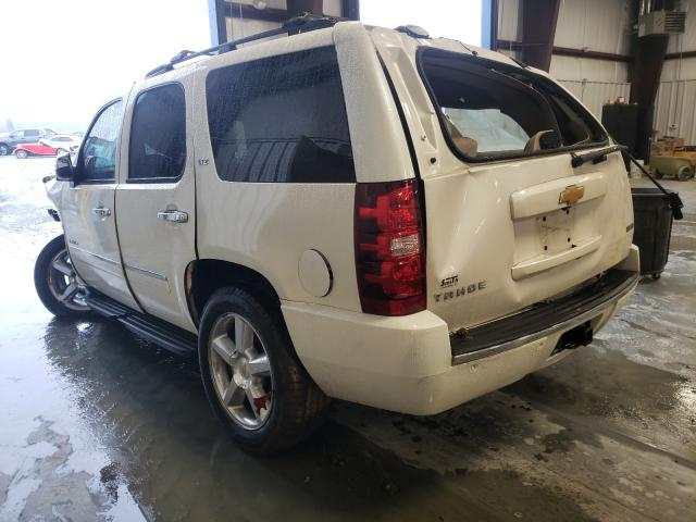 2012 CHEVROLET TAHOE K150 - Right Front View