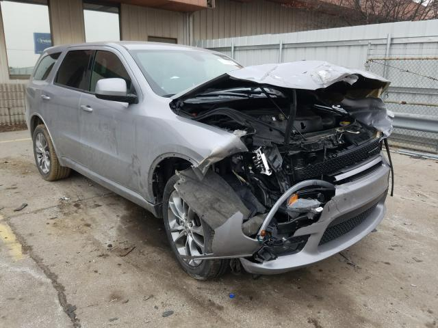 Vehiculos salvage en venta de Copart Fort Wayne, IN: 2020 Dodge Durango GT