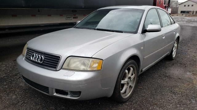 AUDI A6 2002 1