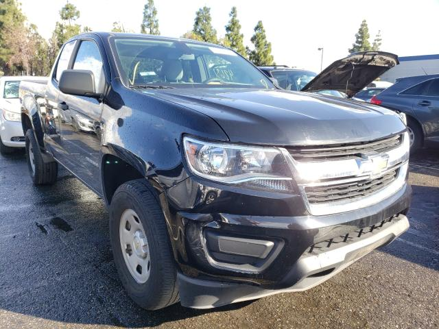 Salvage cars for sale from Copart Rancho Cucamonga, CA: 2018 Chevrolet Colorado