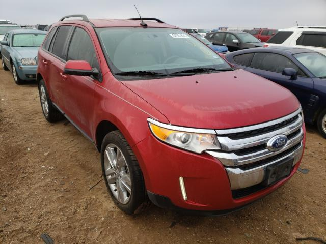 2012 FORD EDGE SEL 2FMDK3JC4CBA59217