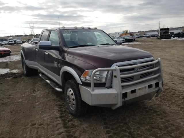 Dodge 3500 salvage cars for sale: 2012 Dodge 3500