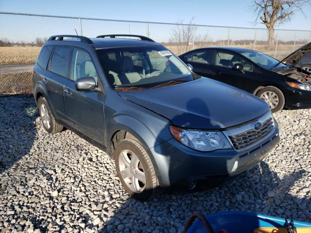 Salvage cars for sale from Copart Cicero, IN: 2010 Subaru Forester 2