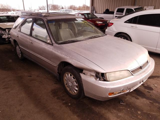 Vehiculos salvage en venta de Copart Fort Wayne, IN: 1997 Honda Accord EX