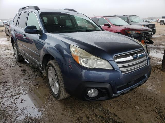 Salvage cars for sale from Copart Temple, TX: 2013 Subaru Outback 2